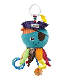 Lamaze Funskool Captain Calamari (Color And Design May Vary)