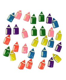 Funcart Mini Baby Shower Favor Pack of 25 - Multicolour