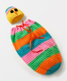 Mayra Knits Rainbow Colour Photo Prop - Multicolour