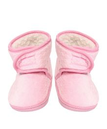 Miss Diva Soft & Comfortable Boots - Pink