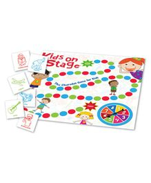 Funskool Kids On Stage Game - Multicolor