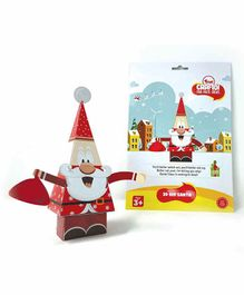 Toiing CrafToi DIY Santa - Red