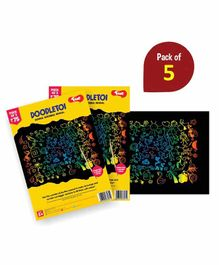 Toiing DoodleToi Activity Kit - Pack of 3
