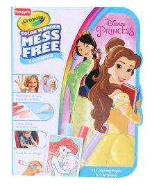 Crayola Color Wonder Disney Princess Set - Multicolor