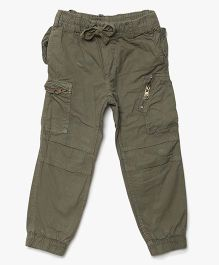 Bella Moda Six Pocket Cargo - Green