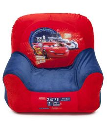 Disney Cars Club Chair - Red & Blue