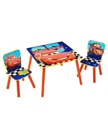 Disney Cars 3 Table & Chair Set - Multi Color