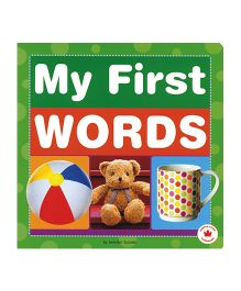My First Words Book - English