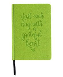 Tiara Diaries Notebook - Green