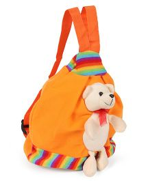 Funzoo Soft Toy Bag Red Bag - 9.8 inches