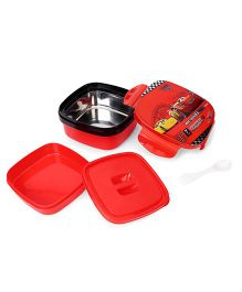 Disney Pixar Cars Insulated Lunch Box - Red