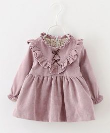Superfie Pretty Dress - Mauve