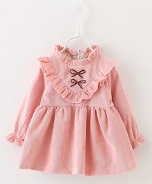 Superfie Pretty Dress - Pink
