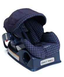 Graco Snugride 32 Infant Rear Car Seat - Navy Blue