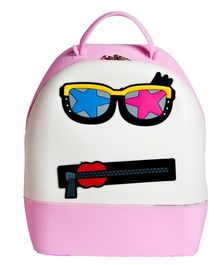 Li'll Pumpkins Sunglasses Design Bag Pack - Baby Pink