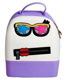 Li'll Pumpkins Sunglasses Design Bag Pack - Purple