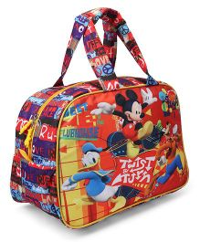 Disney Mickey Mouse Shopping Bag Red - 10 Inches