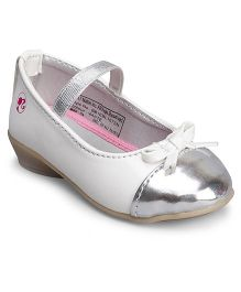 Barbie Bellies With Elastic Strap - White