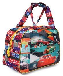 Disney Pixar Car Shopping Bag Multi Colour - Length 27.5 cm