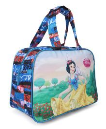 Disney Princess Shopping Bag Blue - Length 27.5 cm
