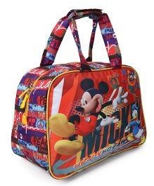 Disney Mickey Mouse Shopping Bag - Length 27.5 cm (Print & Color May Vary)
