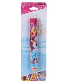 Disney Princess Pencil Shaped Eraser - Pink Blue
