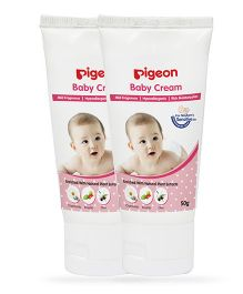 Pigeon Baby Cream Pack of 2 - 50 grams Each