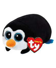 Jungly World Pocket Penguin Black - Height 10 cm