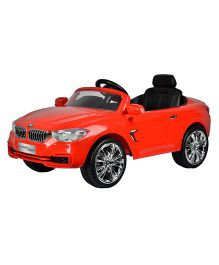 Marktech BMW 4 Series Coupe Battery Operated Ride On Car - Red