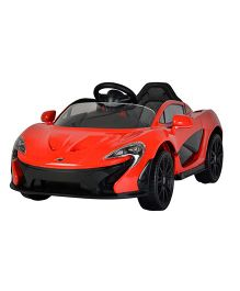 Marktech Mclaren P1 Battery Operated Ride on Sports Car - Red