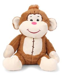 Starwalk Monkey Soft Toy Brown - 25 cm