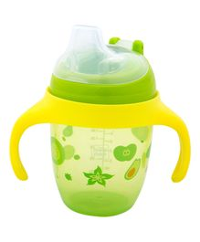 Mee Mee Bite Resistant Soft Spout Sipper Cup Green - 240 ml