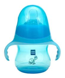 Mee Mee Feeding Sipper With Handle Blue - 230 ml