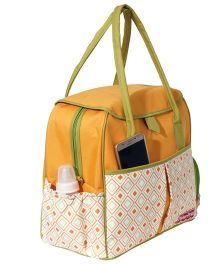 Fisher Price Orectic Baguette Diaper Bag - Yellow