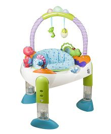 Evenflo Exersaucer Fast Fold & Go Activity Center - Multicolor