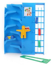 Prime 3 in 1 Tumbling Monkey Game - Blue