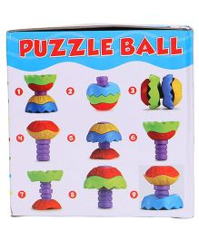 Fair Puzzle Ball - Multi Colour