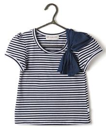 Cubmarks Bow Top - Blue
