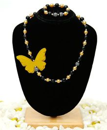 D'chica Pretty Butterfly Jewelry - Multicolor