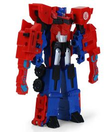 Transformers RID Activator Combiner Pack Hi-test & Optimus Prime Figure Blue & Red - 14 cm