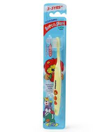 Kodomo Soft & Slim Toothbrush - Yellow