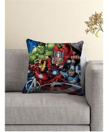 Marvel Avengers Cushion Cover - Multi Color