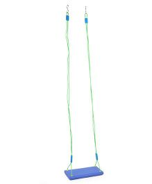 Prime Baby Swing - Blue & Green (Colour May Vary)