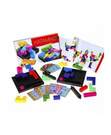 Gigamic Katamino Duo Game - Multicolor