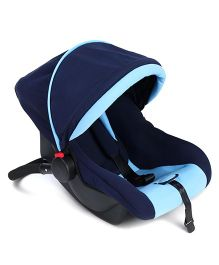Baby Carry Cot Cum Rocker - Blue