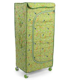 Mothertouch My Wardrobe Multi Print - Green