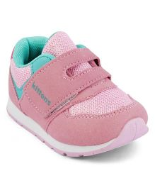 Kittens Sports Shoes - Pink