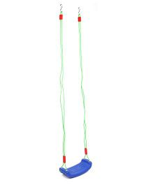 Prime Baby Swing - Green Blue (Colour May Vary)
