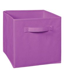 My Gift Booth Storage Cube - Purple