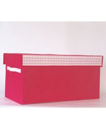 My Gift Booth Toy Sorter Storage Box - Pink